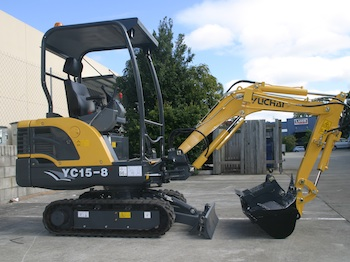 cheap mini excavator on sale now