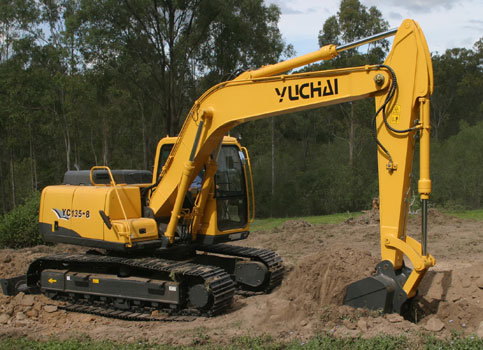 Yuchai Mini Excavators for sale